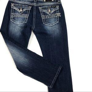 Miss Me Pants - MISS ME Easy Capri 28